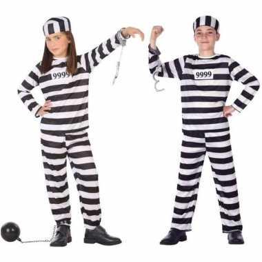 Boef/boeven verkleed carnavalskleding/carnavalskleding kinderen roose