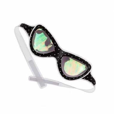 Alien bril / oogmasker volwassenen carnavalskleding roosendaal