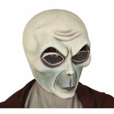 Alien horror masker latex carnavalskleding roosendaal