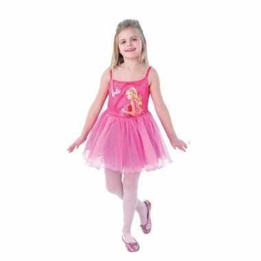 Barbie ballerina jurk meisjes carnavalskleding roosendaal