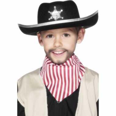 Carnavalskleding cowboyhoed kinderen roosendaal