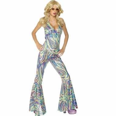 Carnavalskleding disco catsuit dames roosendaal