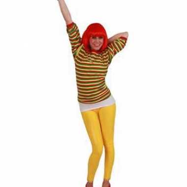 Carnavalskleding dorus shirt dames roosendaal