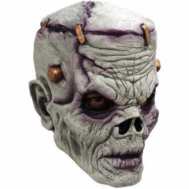 Halloween masker zombie frankenstein carnavalskleding roosendaal