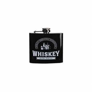 Heupfles whiskey ml carnavalskleding roosendaal