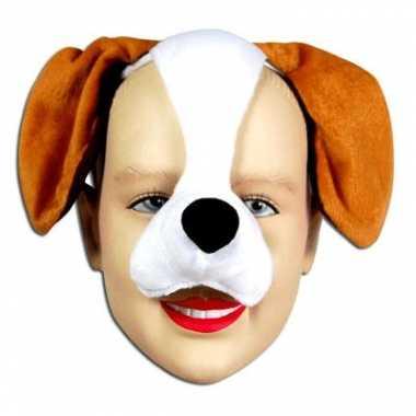 Carnavalskleding honden diadeem masker geluid roosendaal