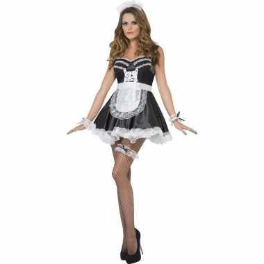 Kamermeisje accessoires set dames carnavalskleding roosendaal