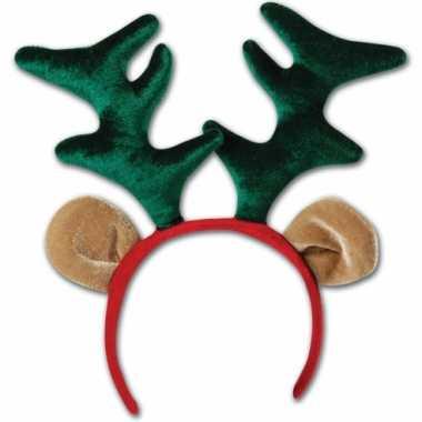 Kerst diadeem rendier gewei carnavalskleding roosendaal