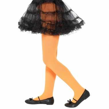 Oranje legging kinderen jaar carnavalskleding roosendaal