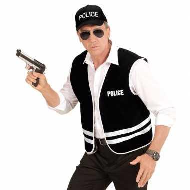 Politie verkleedsetje volwassenen carnavalskleding roosendaal