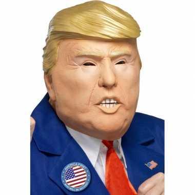 President trump masker carnavalskleding roosendaal