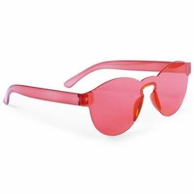 Toppers rode verkleed zonnebril volwassenen carnavalskleding roosenda