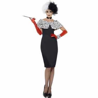 Cruella carnavalskleding dames roosendaal