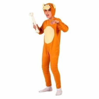 Dierencarnavalskleding hond/honden verkleed carnavalskleding kinderen