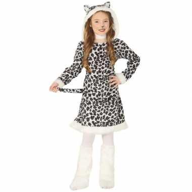 Dierencarnavalskleding luipaard verkleedjurkje meisjes roosendaal