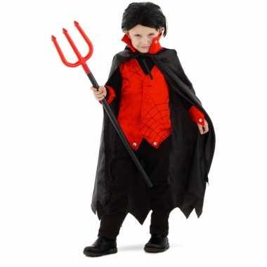 Dracula/vampier verkleed carnavalskleding cape kinderen roosendaal
