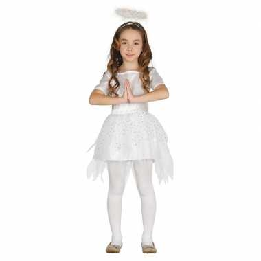 Engel raziel verkleed carnavalskleding/jurk meisjes roosendaal