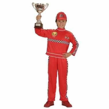 Formule coureur carnavalskleding kinderen roosendaal