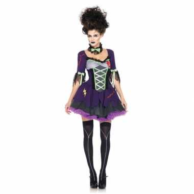 Frankensteins bruid carnavalskleding roosendaal