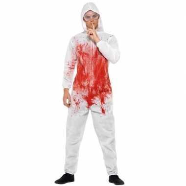 Halloween bloederige carnavalskledingl heren roosendaal