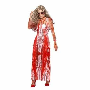 Halloween carrie carnavalskleding dames roosendaal