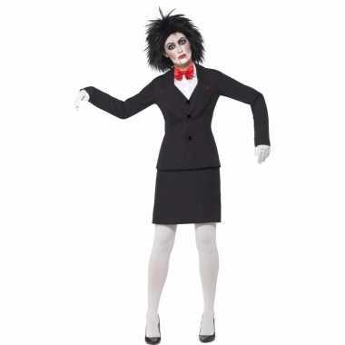 Halloween saw jigsaw dames carnavalskleding roosendaal