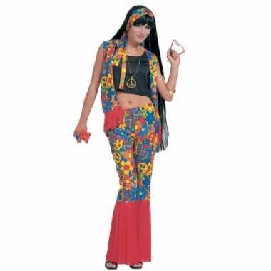 Hippie carnavalskleding dames roosendaal