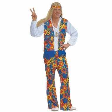 Hippie carnavalskleding mannen roosendaal