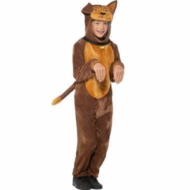 Hond onesie dierencarnavalskleding carnavalskleding kinderen roosenda