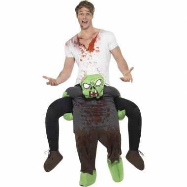 Instapcarnavalskleding zombie volwassenen roosendaal