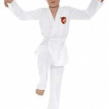 Karate kid carnavalskleding kinderen roosendaal