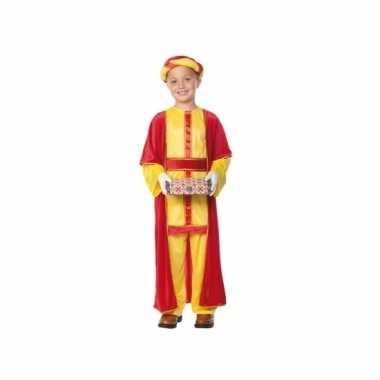 Koning balthasar carnavalskleding kinderen roosendaal