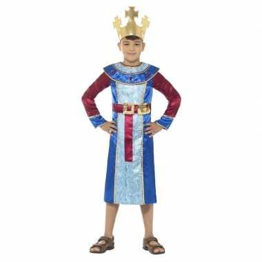 Koning melchior carnavalskleding jongens koningen kerst carnavalskled