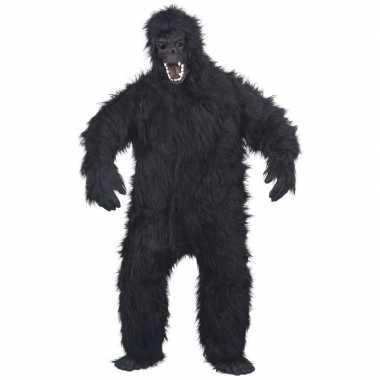 Luxe gorilla carnavalskleding/carnavalskleding volwassenen roosendaal