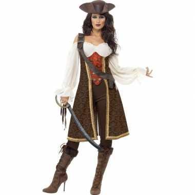 Luxe piraten carnavalskleding dames roosendaal