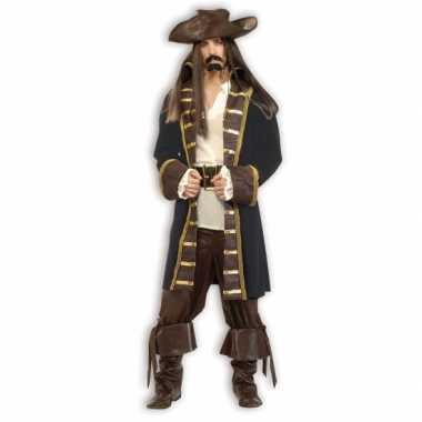 Luxe piraten carnavalskleding heren Roosendaal