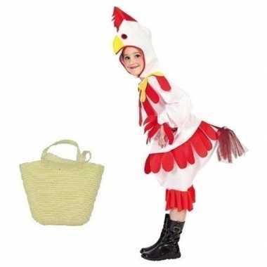 Paaskip carnavalskleding maat paasmandje kinderen roosendaal
