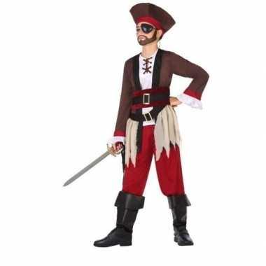 Piraten verkleed carnavalskleding jongens roosendaal