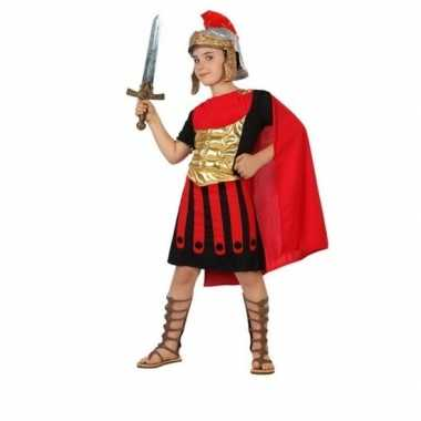 Romeinse soldaat marius verkleed carnavalskleding jongens roosendaal