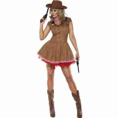 Sexy cowgirl carnavalskleding dames roosendaal