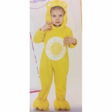 Troetelberen carnavalskleding geel meisjes roosendaal
