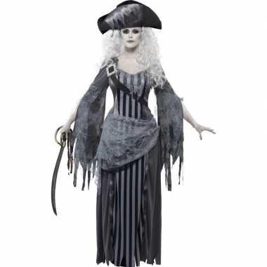 Zombie piraten carnavalskleding dames roosendaal