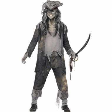 Zombie piraten carnavalskleding heren roosendaal