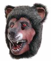 Carnavalskleding beren masker volwassenen roosendaal