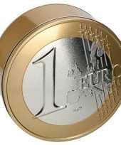 Carnavalskleding bewaarblik euro munt roosendaal