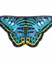 Carnavalskleding clipper vlinder vleugels kinderen roosendaal