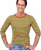 Carnavalskleding dorus shirt heren roosendaal