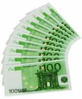 Carnavalskleding euro servetten roosendaal