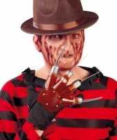 Carnavalskleding halloween handschoen messen roosendaal