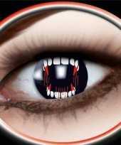 Carnavalskleding halloween party lenzen vampier gebit roosendaal